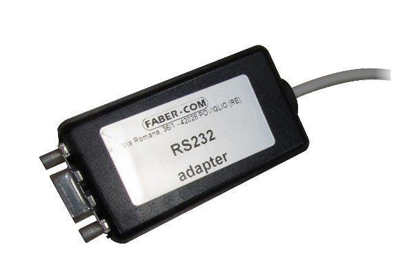 adattatore interfaccia seriale AIS per dispositivi elettronici Faber-Com