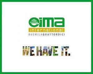 Eima International 2014 fair