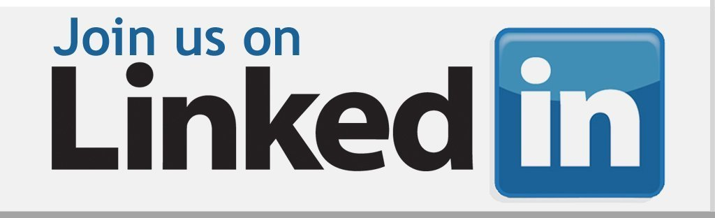 We are now also on LinkedIn