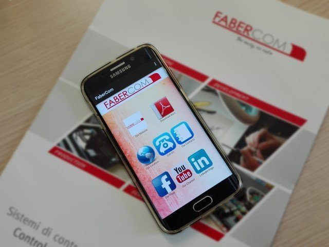 Nouvelle Appli officielle Faber-Com