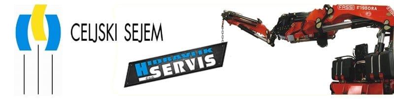 Hidravlik Servis-CELJSKI SEJEM fair - Hidravlik Servis alla fiera Celjski Sejem