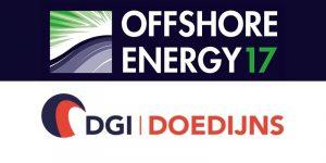 DGI Doedijns will exhibit at OFFSHORE ENERGY 2017