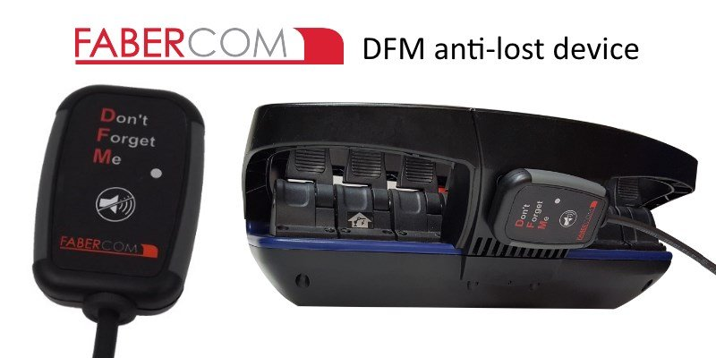 anti-lost device for Scanreco transmitters