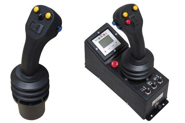 JP-JS-JC electronic joysticks