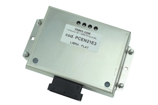 dispositivi elettronici di controllo orizzontalità COC per cestelli a gravità