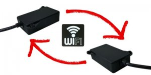 moduli Wi-Fi bidirezionali CAN bus WiPass-CAN - WiPass-CAN Wi-Fi bidirectional CAN bus modules