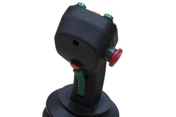 2-axis and 3-axis joysticks