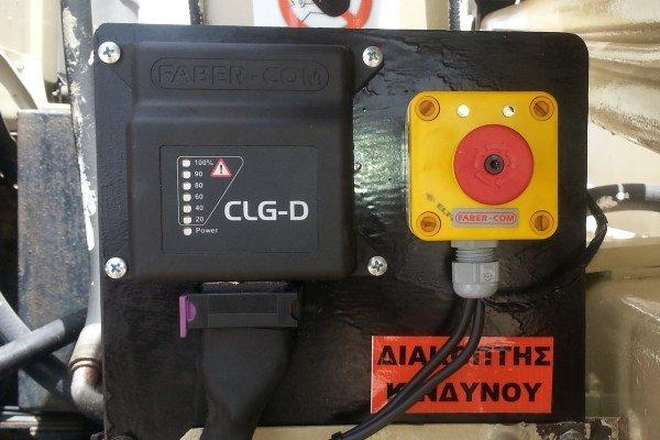limitatori di carico CLG