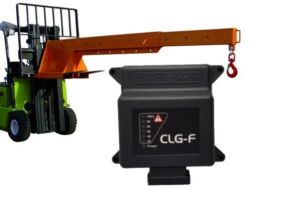 CLG-F load moment limiter for forklifts