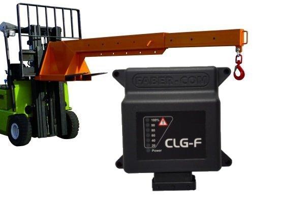 limitatore di carico per carrelli elevatori CLG-F