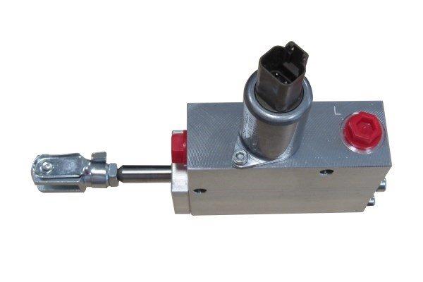 unidirectional actuator
