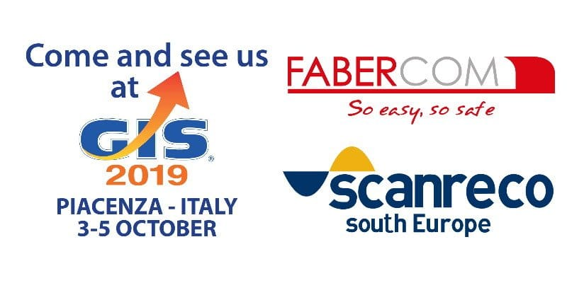Faber-Com and Scanreco at GIS 2019