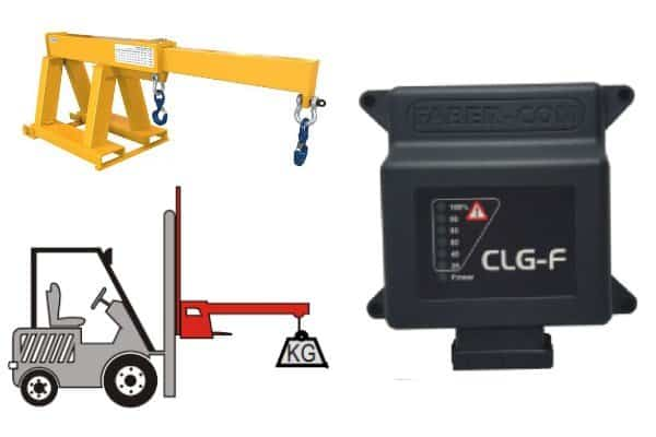 forklift control systems - load limiter