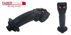FB1 joystick handle by Faber-Com