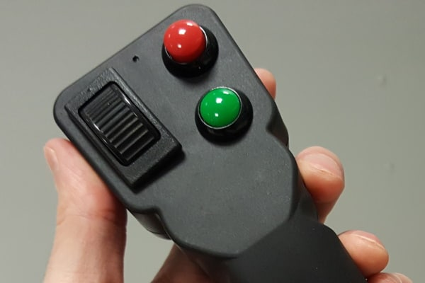 PWM proportional control grip