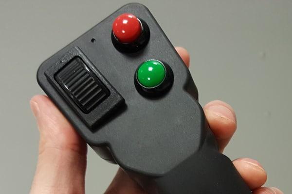 manopola joystick proporzionale PWM PCG