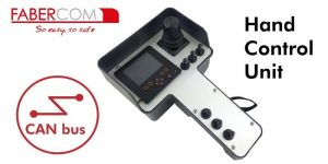 Faber-Com CAN-bus Hand Control Unit