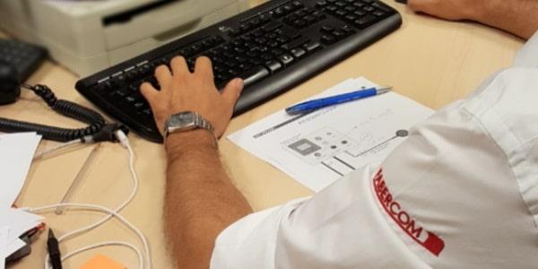 Assistenza Faber-Com - sistemi di controllo per macchine mobili