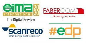 EIMA Digital Preview 2020 - meet FABER-COM and SCANRECO